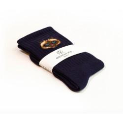 chaussette royalties marine