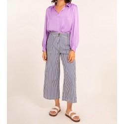 pantalon bleu denim