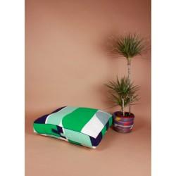 coussin de sol Jade