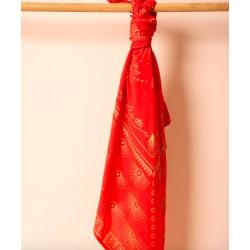 foulard pomelo