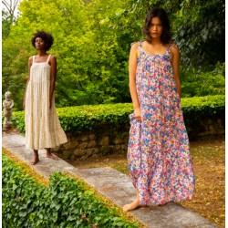 Robe longue Provence