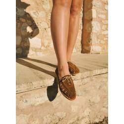 chaussures tressées -...