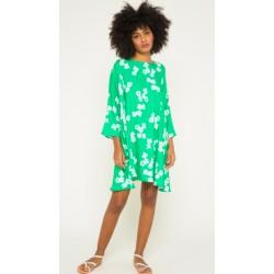 Robe Brigitte - vert