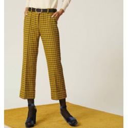 Pantalon vichy tara jarmon...