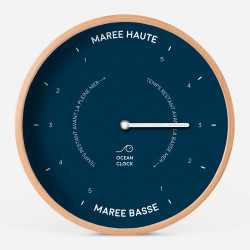 horloge des marées - marine